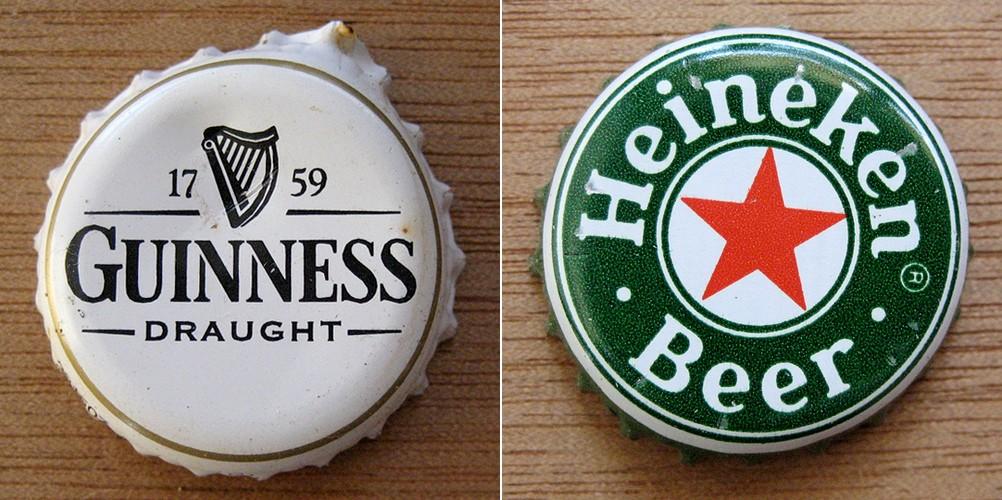 ビールの王冠
