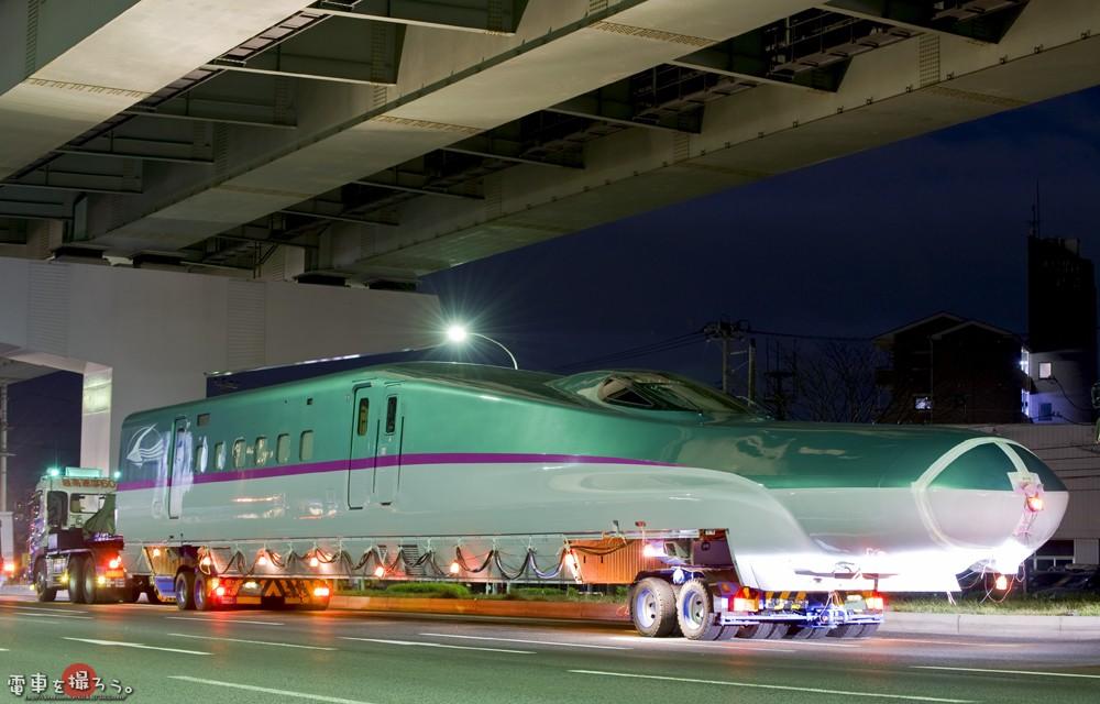 東北新幹線の輸送1