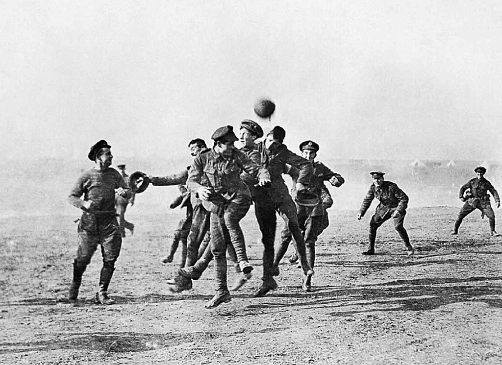 Christmas Truce WWI