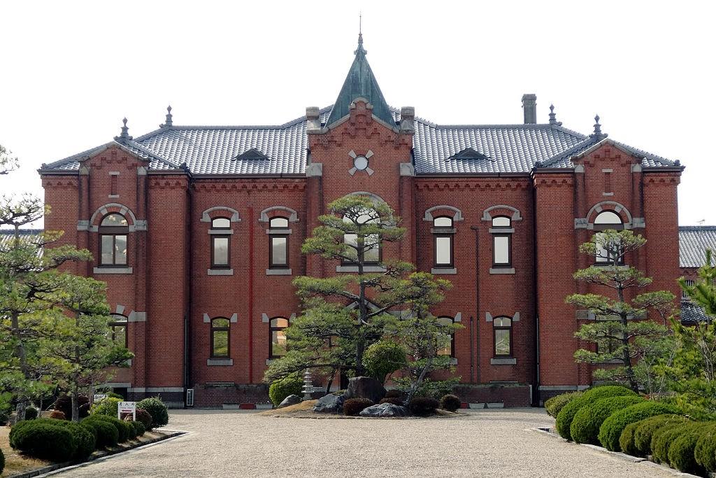 旧奈良監獄(本館)