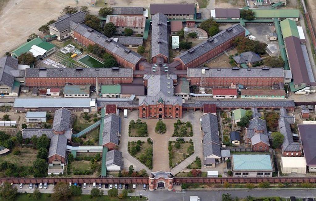 旧奈良監獄(全景)