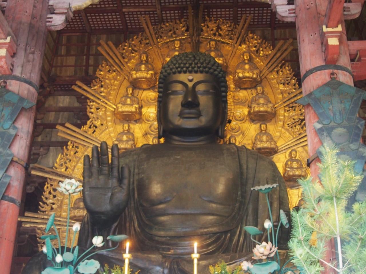奈良の大仏(奈良県)