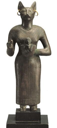猫の女神「バステト」
