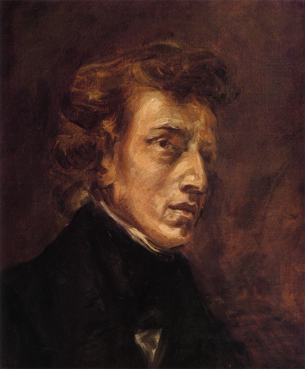 フレデリック・ショパンの肖像画