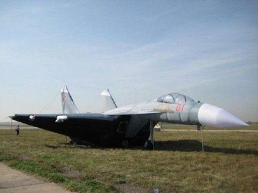 ダミー戦闘機