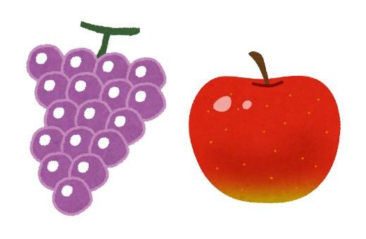 夜に食べてはいけない果物
