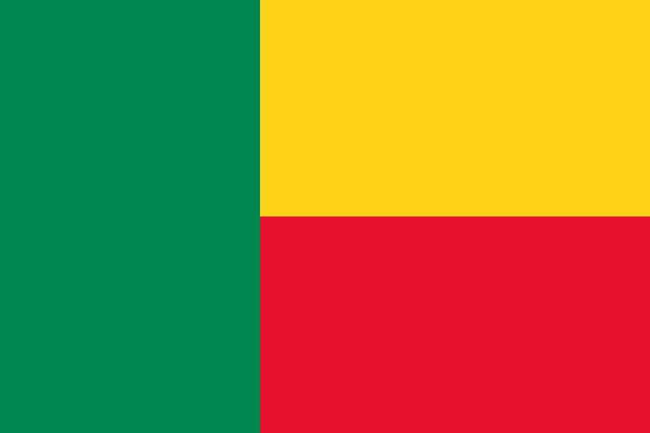 ベナンの国旗