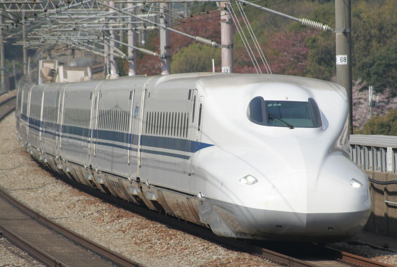 のぞみ(N700系)
