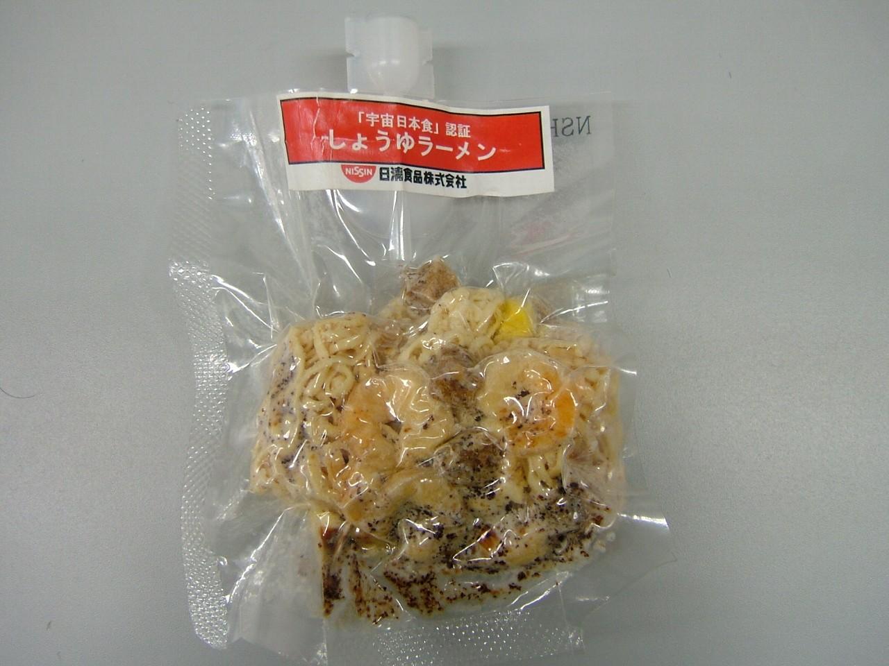 醤油ラーメン(スペース・ラム)