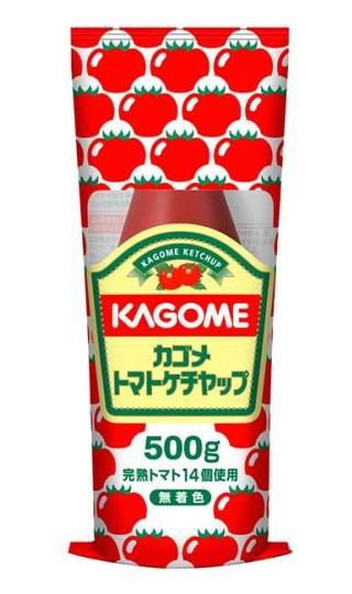 トマトケチャップ(カゴメ)