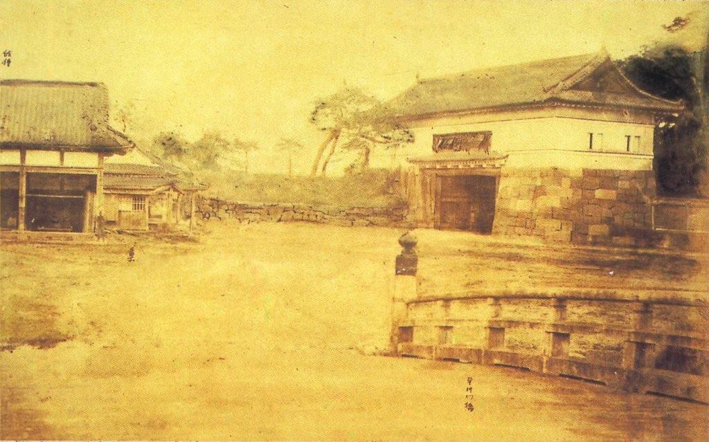 一ツ橋門(明治時代)