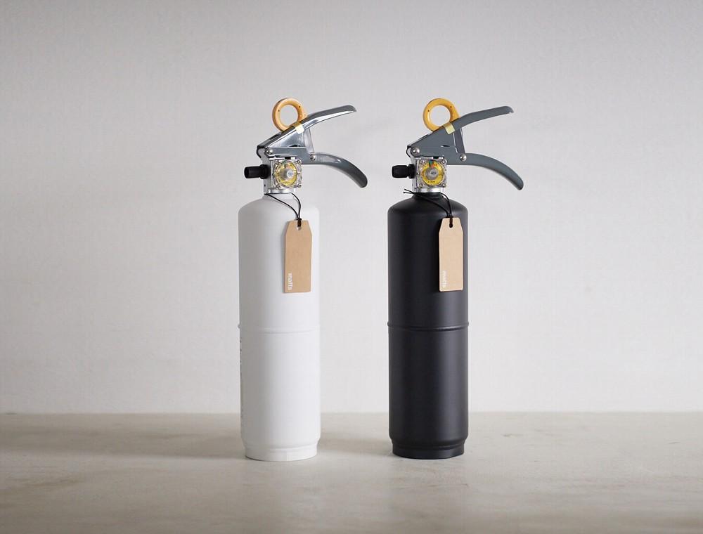 + 住宅用消火器