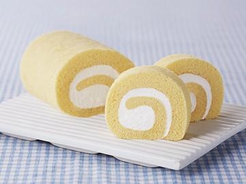 手巻きロールケーキ