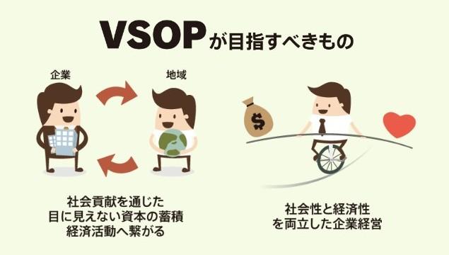 VSOPが目指すべきもの