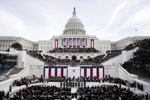アメリカ合衆国大統領就任式(2005年)