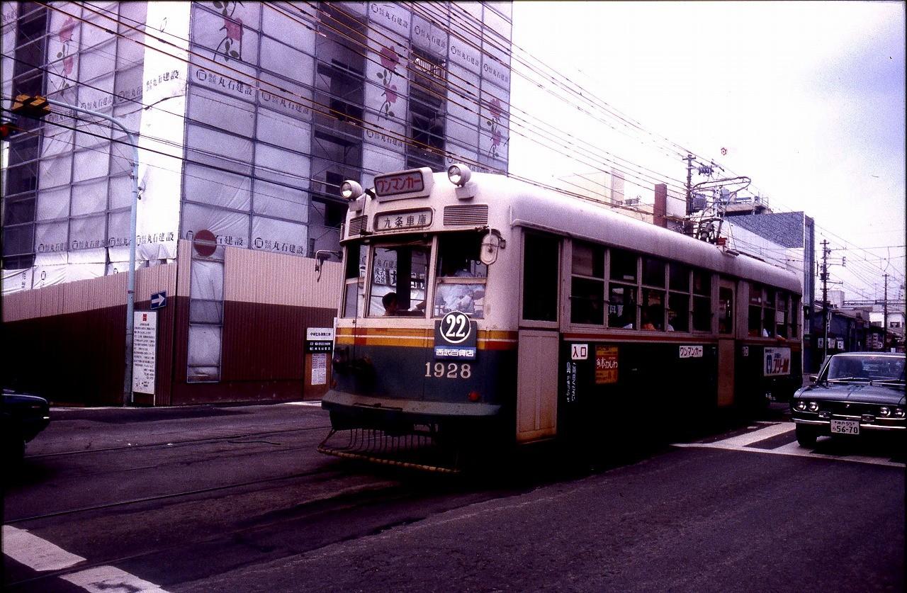 京都市電(1978年)