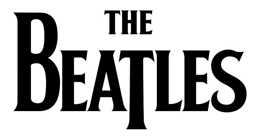 ビートルズのロゴ