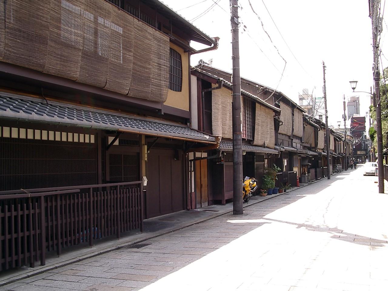 京町家(祇園新橋通)