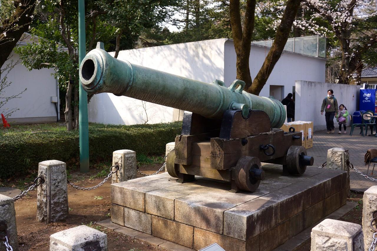 午砲台(江戸東京たてもの園)