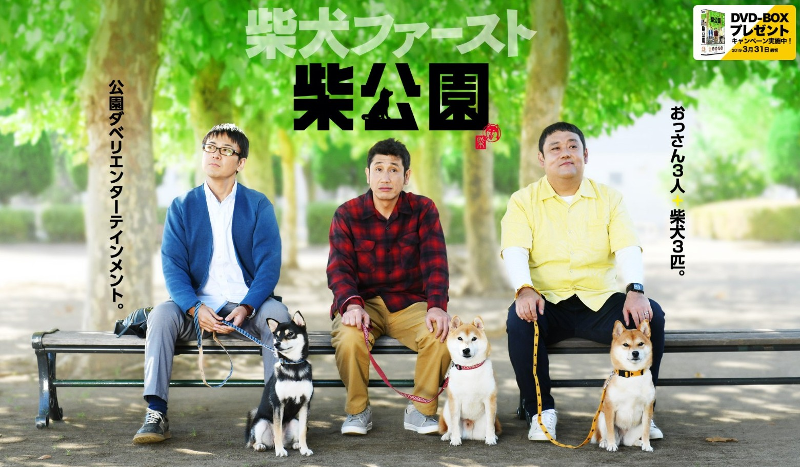 映画『柴公園』
