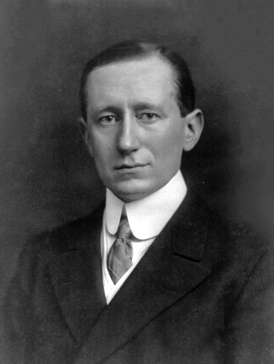 グリエルモ・マルコーニ