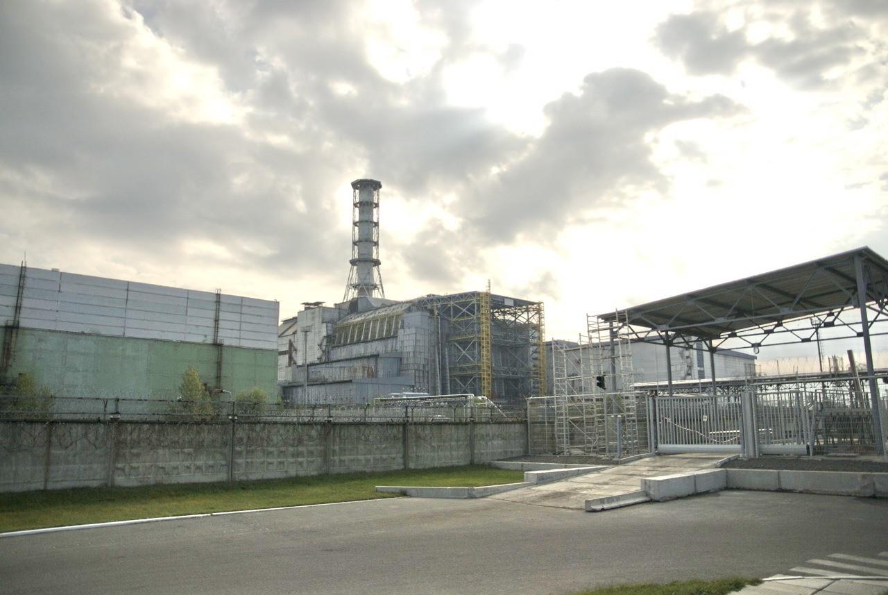 チェルノブイリ原子力発電所発電施設