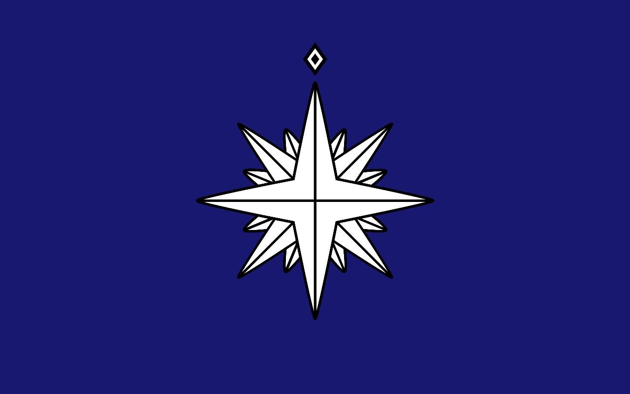 海上保安庁の旗