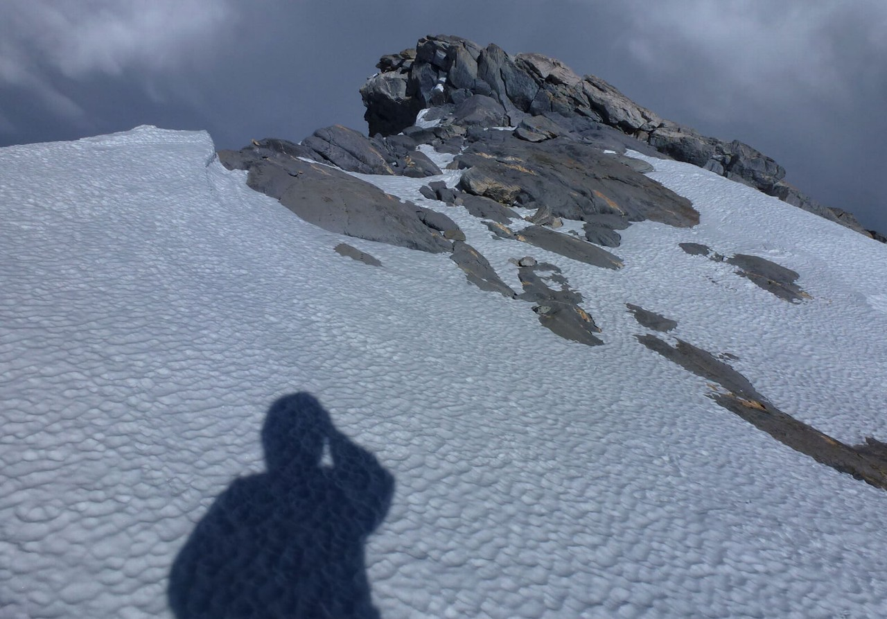 竹内洋岳ダウラギリ登頂