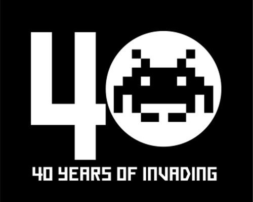 スペースインベーダー生誕40周年