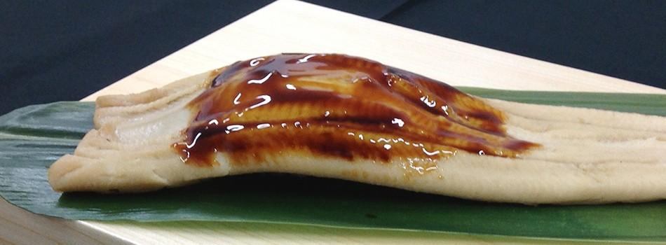 穴子の寿司