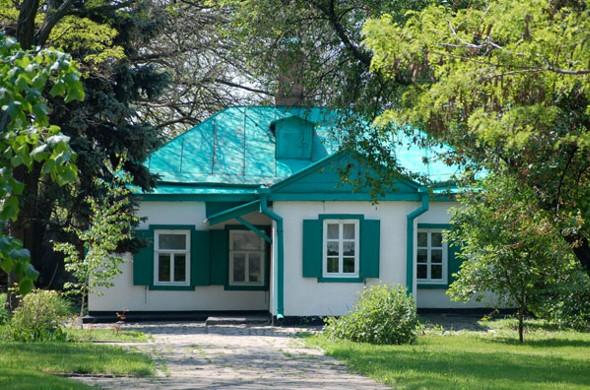 チェーホフ記念館