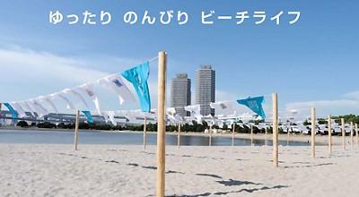 ビーチの日