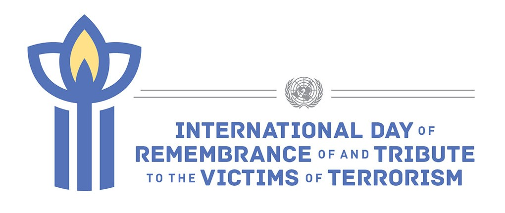International Day of Remembrance and Tribute to the Victims of Terrorism