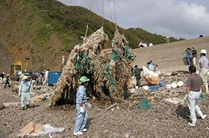 海岸クリーンアップキャンペーン