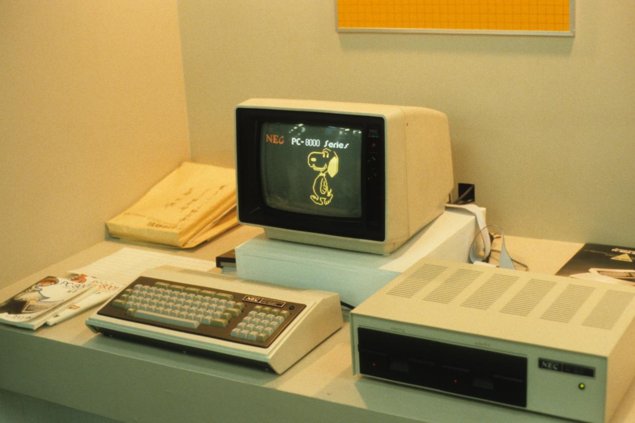PC-8000シリーズ