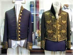 太政官布告が出された当時の洋服