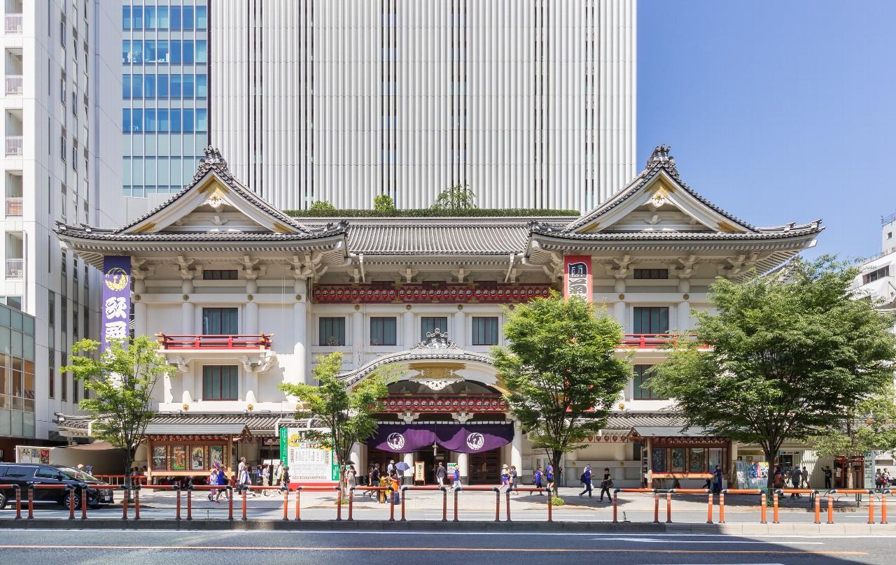 歌舞伎座(第五期)