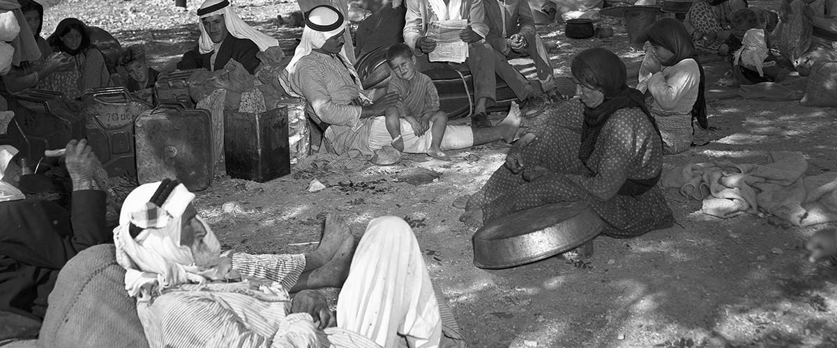 パレスチナ難民(1948年)