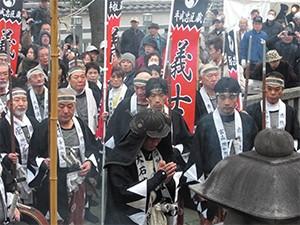 義士祭(泉岳寺)